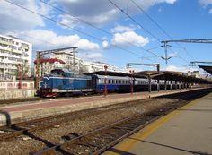 Trenul Regal / The Royal Train Diesel Locomotive