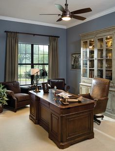 Gulfport 1211 - traditional - home office - tampa - Arthur Rutenberg Homes