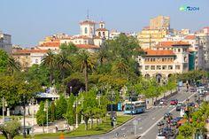 Jardines de Pereda en primavera#Santander#Cantabria  ✿⊱╮Teresa Restegui http://www.pinterest.com/teretegui/✿⊱╮