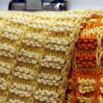 25+ Knitted Dishcloth patterns.  I'm knitting the chinese Waves right now.  Will post a pick tomorrow of my version.
