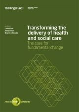 This paper explores how the current health and social care delivery system has failed to keep pace with the population's needs and expectations. Library Services, Primary Care, Integrity, Challenges, Delivery, Models, Paper, Health, Templates