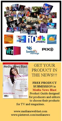 how to get magazines to promote your product