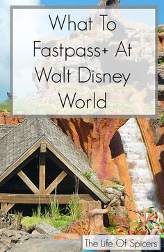 What To Fastpass+ At Disney World - The Life Of Spicers