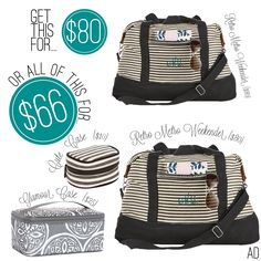 Thirty One October Customer Specials 2017! Travel in style! www.mythirtyone.com/alysondarby