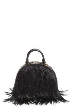 Simone Rocha Goat Hair Bag