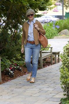 Style Inspiration: Style At A Certain Age