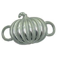 Pumpkin Convertible Clasp https://www.goldinart.com/shop/bracelets/convertible-clasp-bracelets/pumpkin-convertible-clasp #ConvertibleClasp, #MapleLeaf, #SterlingSilver