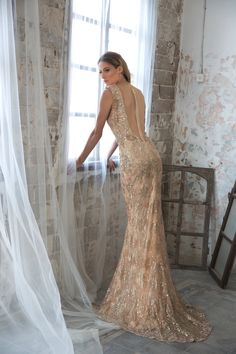 روائع تصميمات  فساتين السهرة من المصممة العالمية جاليا لاهافا 2017 Masterpieces designs evening dresses from the world designer to Galia Lahav 2017 Chefs-d'œuvre conçoit des robes du soir des créateurs du monde entier à Galia Lahav 2017