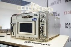 Made In Space's Additive Manufacturing Facility (AMF), soon to be launched to the ISS as a permanent manufacturing facility.