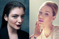 Iggy Azalea Does Not Approve Of Lorde With Nirvana