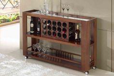O Aparador Cabo Frio é perfeito para seu ambiente, deixando seus vinhos organizados, do jeito que você sempre quis! Pode ser feito com a bandeja em espelho ou com vidro preto. Pés com rodízios. Medidas: 1,30 x 0,93 x 0,35 m. http://www.moradamoveis.com/