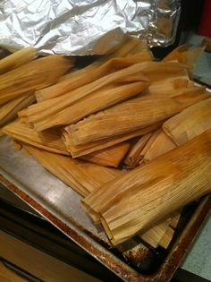 How to Cook Tamales Recipe - Snapguide