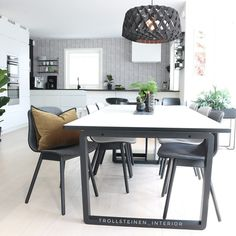 Dining Chairs, Dining Table, Photo And Video, Interior, Furniture, Instagram, Videos, Photos, Home Decor