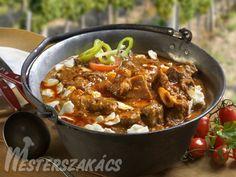 Szüreti birkapörkölt Chili, Curry, Paleo, Soup, Beef, Meals, Dishes, Cooking, Ethnic Recipes