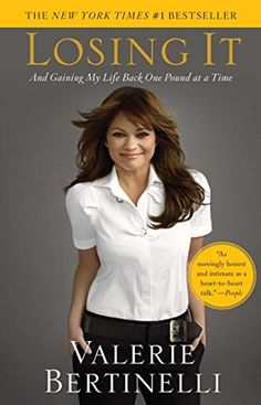 Losing It: And Gaining My Life Back One Pound at a Time by Valerie Bertinelli http://www.amazon.com/dp/B0013A1IZW/ref=cm_sw_r_pi_dp_700qwb1FVS525