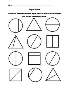This is a handy little worksheet that I am using for my first grade math students.