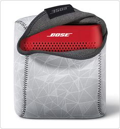 SoundLink Color Carry Case - A portable speaker you can use to encase your Bose SoundLink Color Portable Speaker. | To get more updates on Portable Speakers Accessories, follow Best Buy Portable Speakers (https://www.pinterest.com/bestbuyspeakers/)
