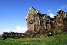 Oum-Muong-ruins, Southern Laos http://viaggi.asiatica.com/
