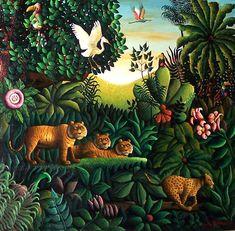 Orville Bulman The Jungle