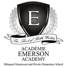 Emerson Academy Durham Region, Honda Logo, Emerson, Elementary Schools, Activities For Kids, How To Plan, Children, Fall, Young Children