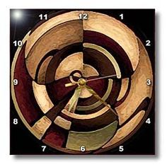 $36.99 3dRose dpp_4050_1 LLC Digital Artwork Design Wall Clock, 10 by 10-Inch  From 3dRose   Get it here: http://astore.amazon.com/ffiilliipp-20/detail/B002I8G1GE/185-4963409-4228000