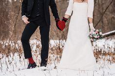 Hochzeit * Winterhochzeit * Brautstrauß * Rosa * Weiß * Wedding * Bridal Bouquet * Decoration
