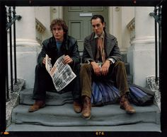 25 years ago today, WITHNAIL AND I premiered in New York.
