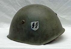 Elmetto mod.33 SS italiane