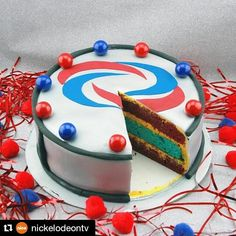 Nickelodeon posted the Henry Danger cake I made for Jace Norman's birthday!  #Repost @nickelodeontv with @repostapp  Tastes gooooood  Happy birthday to #HenryDanger's @jacenorman7!  #hbd
