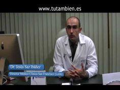 Un medico dando consejos sobre el tema de encontrar información en Internet. Acento de España. Lo usamos en Español 4 hablando de donde se busca información.
