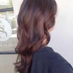 Ready to warm up your hair to rich Fall colors? Or will you go bold? We love this Fall Hair from Devon Salon! .