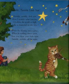 Nursery-Rhymes-Hey-Diddle-Diddle-Twinkle-Twinkle-Little-Star-WALLPAPER-BORDER