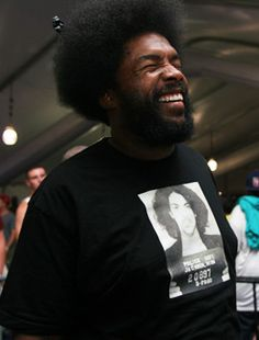 Philly's renaissance man Questlove of The Roots