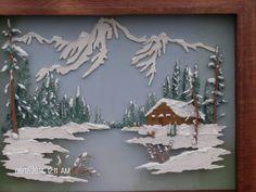 Natures Retreat Wall Hangings, 3 D, Nature, Painting, Painting Art, Paintings, Paint, Draw, The Great Outdoors