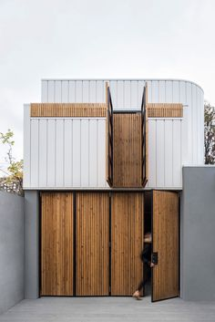 Exterior | Port Melbourne Home by Winter Architecture | est living
