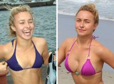Hayden Panettierre Plastic Surgery, Bikinis, Swimwear, Boobs, Health And Beauty, Celebrity, Actresses, Articles, Amazing