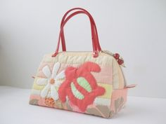 Hawaiian Quilts, Quilted Bag, Gym Bag, Sewing, Quilting, Bags, Totes, Purse, Handbags