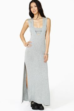Love this maxi...Nasty Gal - New & Vintage Clothing