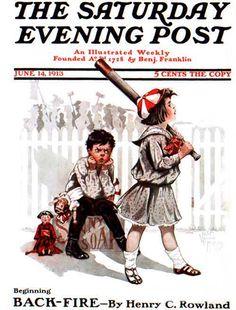 Saturday Evening Post, June 14, 1913