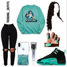 Cop or drop? Swag Outfits For Girls, Cute Outfits For School, Teenage Girl Outfits, Cute Swag Outfits, Cute Comfy Outfits, Teenager Outfits, Dope Outfits, Teen Fashion Outfits, Girly Outfits