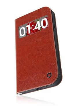 LG Optimus G Pro iFace Innovation Standard Leather Smart View Diary Case