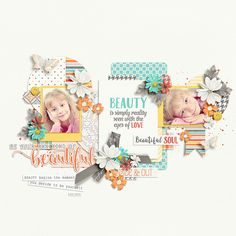 Layout using {Positively Beautifu} Digital Scrapbook Kit by KimB Designs available at The Digital Press http://shop.thedigitalpress.co/Positively-Beautiful-Elements.html http://shop.thedigitalpress.co/Positively-Beautiful-Papers.html #kimbdesigns