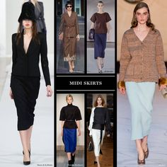 The Top 20 Trends From Fall 2013 - The Cut