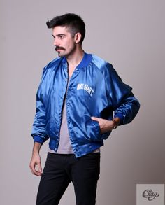 Diego - costume reference - 80s Jacket