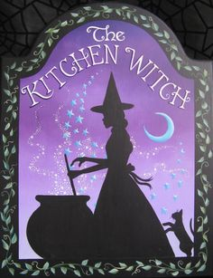Musings from Behind the Easel: Kitchen Witchery