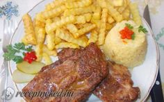 instead of for an Enticing All-American Food & Drinks at Burgoo Bar and Restaurant Rockwell and Tomas Morato Eat All You Can, All American Food, Canned Meat, Hungarian Recipes, Hungarian Food, Pork Dishes, Foods To Eat, Restaurant Bar, Steak