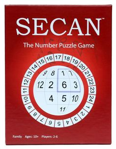 SECAN is an innovative number puzzle game designed to challenge your mental arithmetic and combinatorical skills. Add, subtract, multiply, or divide two adjacent...