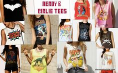 Nerdy & girlie tees are hard to find in this week's Everyday Cosplay I share with you my favorite tees & where to find them!  http://www.thenerdygirlie.com/2013/10/every-day-cosplay-nerdy-girlie-tees.html