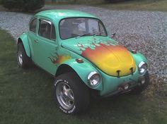 Beetle Bug, Vw Beetles, Vw Baja Bug, Sand Rail, Vw Bugs, Vw Volkswagen, Hot Cars, Jeep, Slug