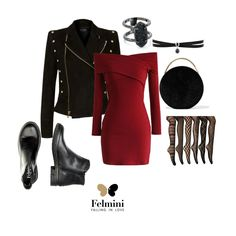 Outfit of the day | Um look Chic & trendy para momentos especiais!  FELMINI <3  Inverno 2017  #felminifallwinter201617 #felmini #felminiboots #casualchic #newcollection #outfitoftheday #fw #news #boots #Crepona9821